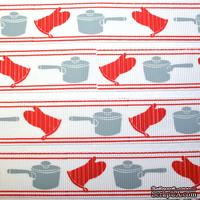 Лента Eyelet Outlet - Cooking Ribbon, ширина 18 мм, длина 90 см