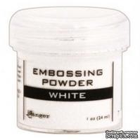 Пудра для эмбоcсинга Ranger - White