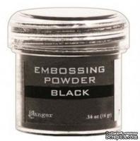 Пудра для эмбоcсинга Ranger - Black