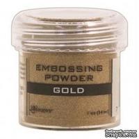 Пудра для эмбоcсинга Ranger - Gold - ScrapUA.com