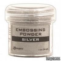 Пудра для эмбоcсинга Ranger - Silver