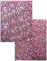 Папка для тиснения от Spellbinders - Cabbage Roses
