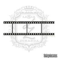 Акриловый штамп Lesia ZghardaF087b Фотопленка