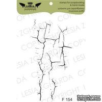 Акриловый штамп Lesia Zgharda F154 Кракелюр малий, размер 3х5,7 см