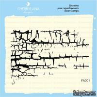 """Штампы от Cherrylana - """"Кракелюр"""", 8х5,6 см"""