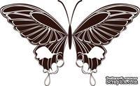 Акриловый штамп Butterfly 3 Бабочка, размер 4,2 * 2,6 см