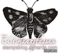Акриловый штамп FA036 Бабочка, размер 4,2 * 2,6 см