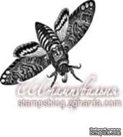 Акриловый штамп FA038 Стрекоза, размер 3,7 * 3 см