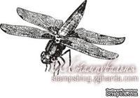 Акриловый штамп FA039 Стрекоза, размер 4,3 * 2,3 см