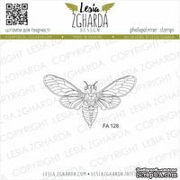 Акриловый штамп Lesia Zgharda Цикада (мала) FA128
