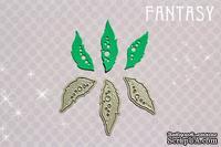 """Ножи для вырубки от Fantasy - листья """"Лисичкин хвост """""""