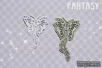 "Нож для вырубки от Fantasy - мини бабочка ""Баттерфляй"""