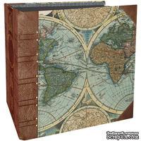 Заготовка для альбома от Paper House - Флипбук -- Old World (blank)