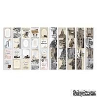 Набор полос с карточками и тегами для декорирования Shabby Memory, ТМ Фабрика Декора