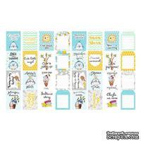 Набор полос с картинками для декорирования My tiny sparrow boy, ТМ Фабрика Декора