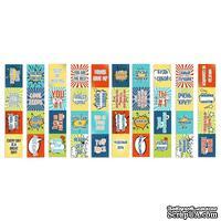 Набор полос с картинками для декорирования Cool Teens, TM Fabrika Decoru