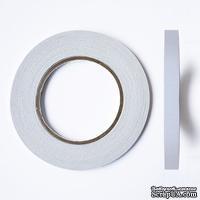 Профессиональный двухсторонний тонкий скотч, 12 мм х 50 м