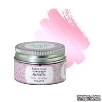 Краска металлик Фабрика Декора - Розовый шебби - ScrapUA.com