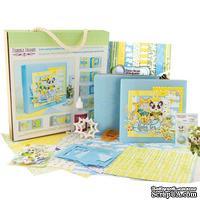 Набор для создания детского фотоальбома Baby boy #001, ТМ Фабрика Декора