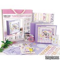 Набор для создания детского фотоальбома Baby girl #002, ТМ Фабрика Декора