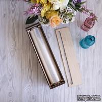 Кухонный диспенсер-органайзер (конструтор) для стрейч пленки, ТМ Фабрика Декора