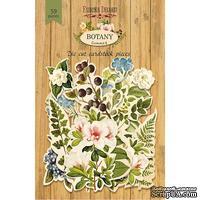 Высечки, коллекция Botany summer,  59 штук, ТМ Фабрика Декора