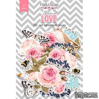 Набор высечек, коллекция Sensual Love, 57 шт., ТМ Фабрика Декора