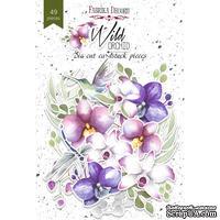 Набор высечек, коллекция Wild Orchid, 49 шт., ТМ Фабрика Декора