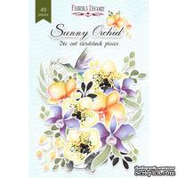 Набор высечек, коллекция Sunny Orchid, 49 шт., ТМ Фабрика Декора
