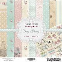Набор скрапбумаги Фабрика Декора - Baby Shabby, 30х30 см, 10 листов