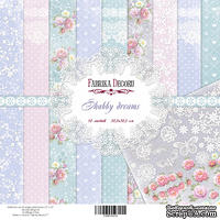 Набор скрапбумаги Фабрика Декора - Shabby dreams, 30х30, 10 листов