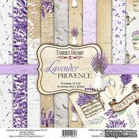Набор скрапбумаги Lavender Provence 30,5x30,5см, ТМ Фабрика Декору