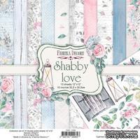 Набор скрапбумаги Shabby love 30,5x30,5 см, ТМ Фабрика Декора