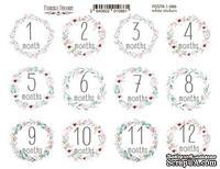 Набор наклеек (стикеров) для журналинга 1-086, ТМ Фабрика Декора - ScrapUA.com