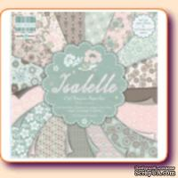 Набор бумаги от First Edition - Isabelle (15х15), 16 листов
