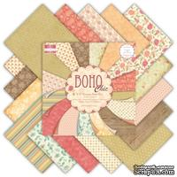 Набор бумаги от First Edition - Boho Chic, 20x20 см, 48 листов