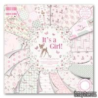 Набор бумаги от First Edition - It's a Girl, 30x30 см, 48 листов