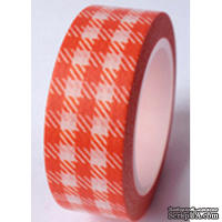 Бумажный скотч Washi Tape Freckled Fawn, FF848, длина 10 м, ширина 1,5 см
