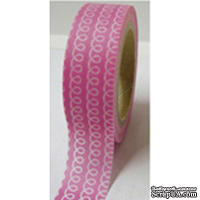 Бумажный скотч Washi Tape Freckled Fawn, FF919, длина 10 м, ширина 1,5 см