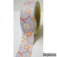Бумажный скотч Washi Tape Freckled Fawn, FF959, длина 10 м, ширина 1,5 см