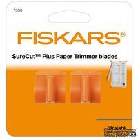 Лезвия для резака Fiskars Paper Trimmer Aluminum Rail, тип К, 2 штуки
