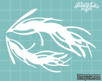 Чипборд от Вензелик - Набор веточек 23, размер: 90x61 мм