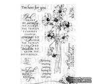 Набор акриловых штампов от Flourishes - Anemones