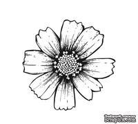 Акриловый штамп FL030 Цветок, размер 2,8 * 2,7 см