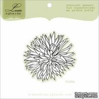 Акриловый штамп Lesia Zgharda FL050a Цветок, размер 5,2x5 см