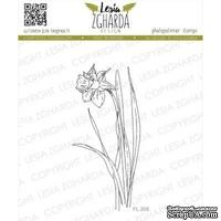 Акриловый штамп Lesia Zgharda Нарцис FL208