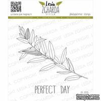 Набор акриловых штампов Lesia Zgharda Perfect day FL223