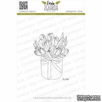Акриловый штамп Lesia Zgharda Чарівні тюльпани FL245