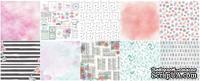 Набор односторонней скрапбумаги от Каралики - Дверь в мечту, 30х32см, 10 листов, 190г/м2