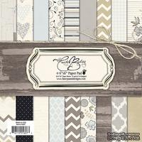 Набор скрапбумаги Fancy Pants - Country Boutique Paper Pad, 15х15 см, 36 листов